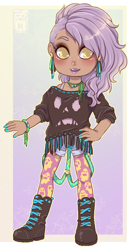 :COMM: outfit for Madi by BlackMayo