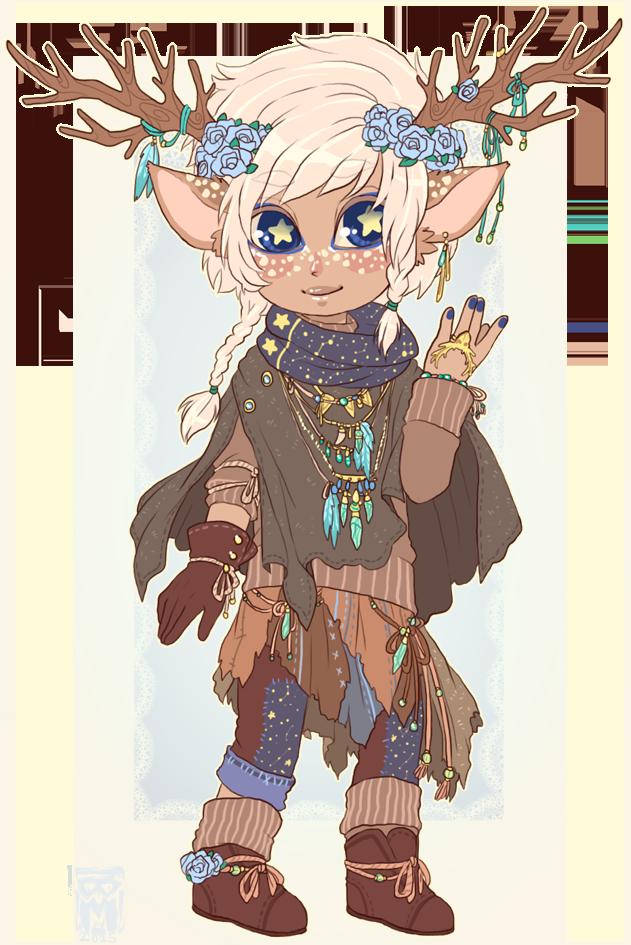 :Custom: for DeerestHammy by BlackMayo