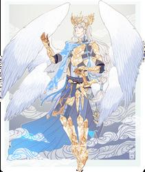 :Custom: Angel by MMtheMayo