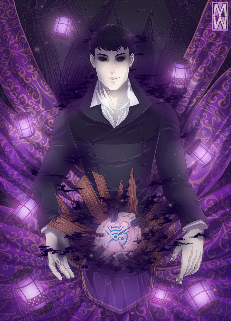 The Outsider Walks Among Us by MMtheMayo