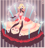 That dress is a birthday cake by MMtheMayo