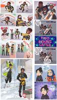 : Apex Legends : Doodle Dump 01