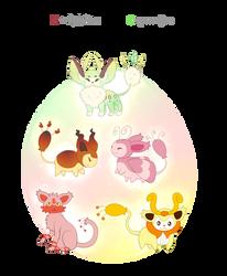 [CC] A Clutch full of (S)Kitties by xxDarkDustxx