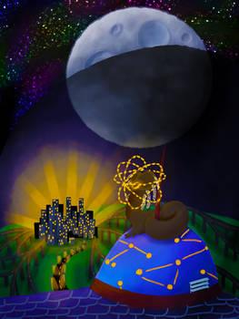 X Wanderer Prompt 2: Elemental Power