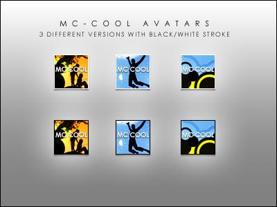 MC-Cool Avatars by FSDown