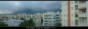 Cloudy Day in Spain