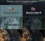 Logo: Darren John K