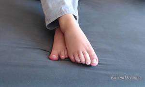 Hello! Karina's Feet!
