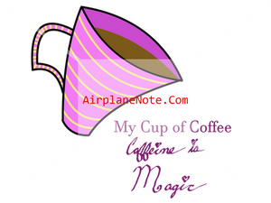 My Cup of Coffee Cup Design