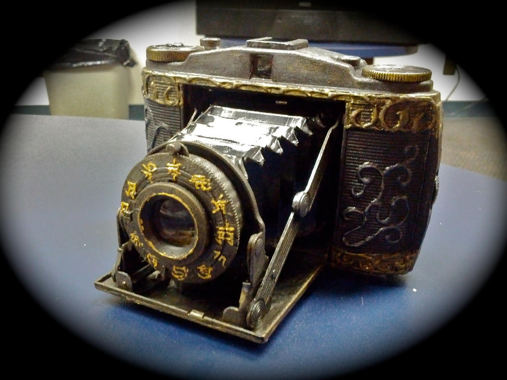 Fatal Frame II Camera Obscura 2.0 by RMBAS12 on DeviantArt