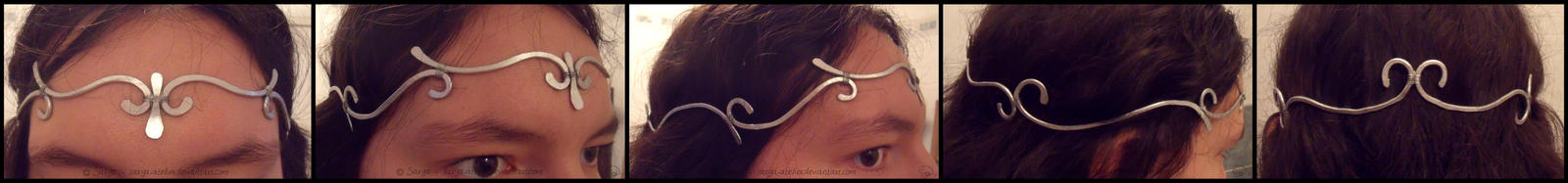 Circlet - Turn around by sarya-atelier