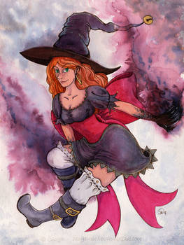 Magical Witch !