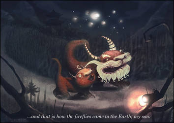 Grandpas story by HanKai