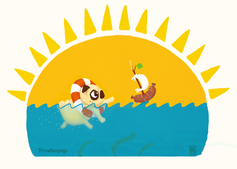 Joyful Midsummer festival to all Pogtatoes! by HanKai