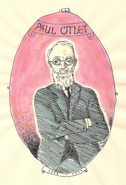 Paul Otlet by Chihuahua-Punk