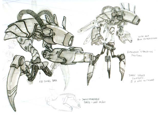 Robots by 3DPixelPusher