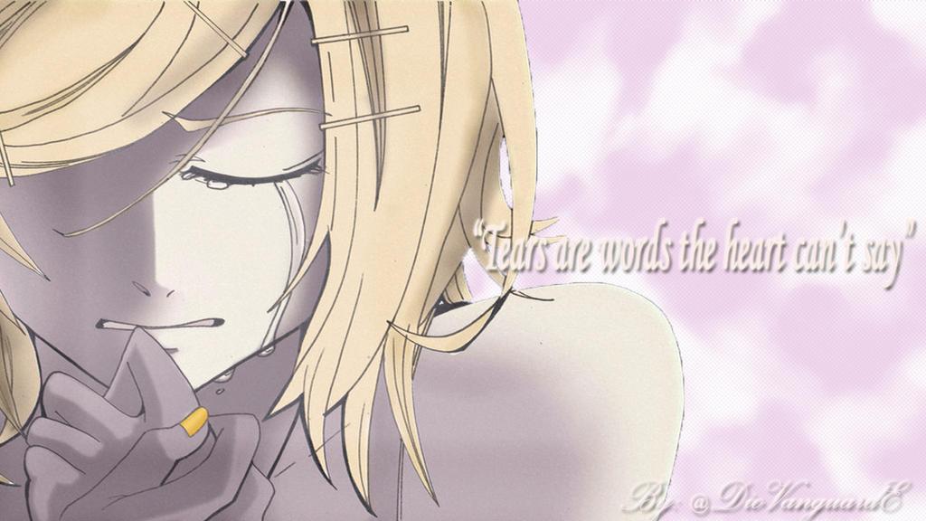 Kagamine Rin Crying Kagamine Rin Crying by
