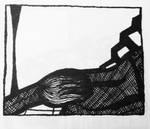 Inktober: Thorn Injured. by creepypastajack