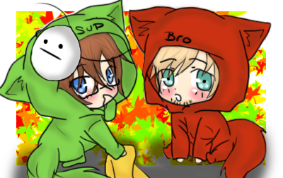 Bloody Trapland - Pewdie and Cryoatic by Kyoji-No