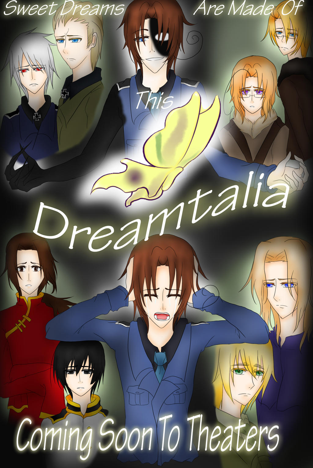 Dreamtalia The Movie by Kyoji-No