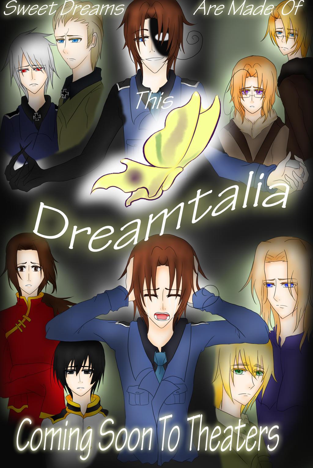 Dreamtalia The Movie by Kyun-Sein