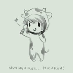Kuh ID by Micakuh