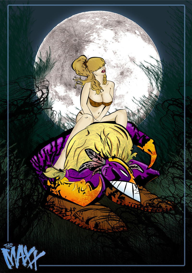 The Maxx and Julie Winters by domfoz on DeviantArt