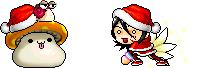 Maplestory A Strange Christmas by SlimeNSh00t
