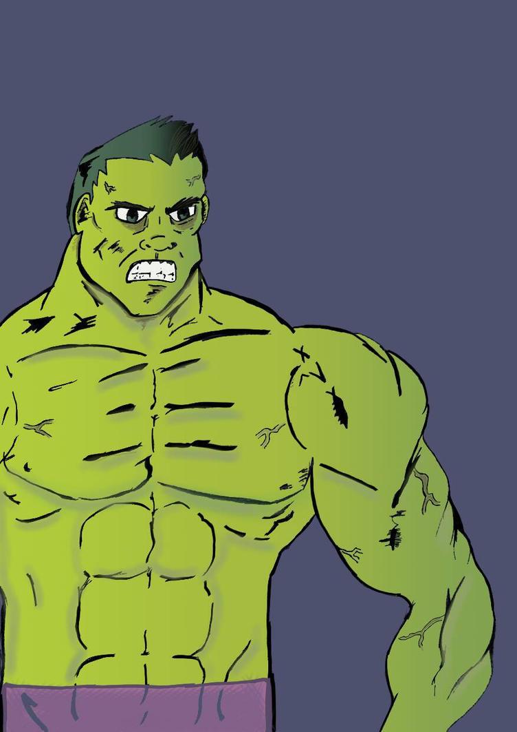 Hulk Smash !!! by viv1dgr8