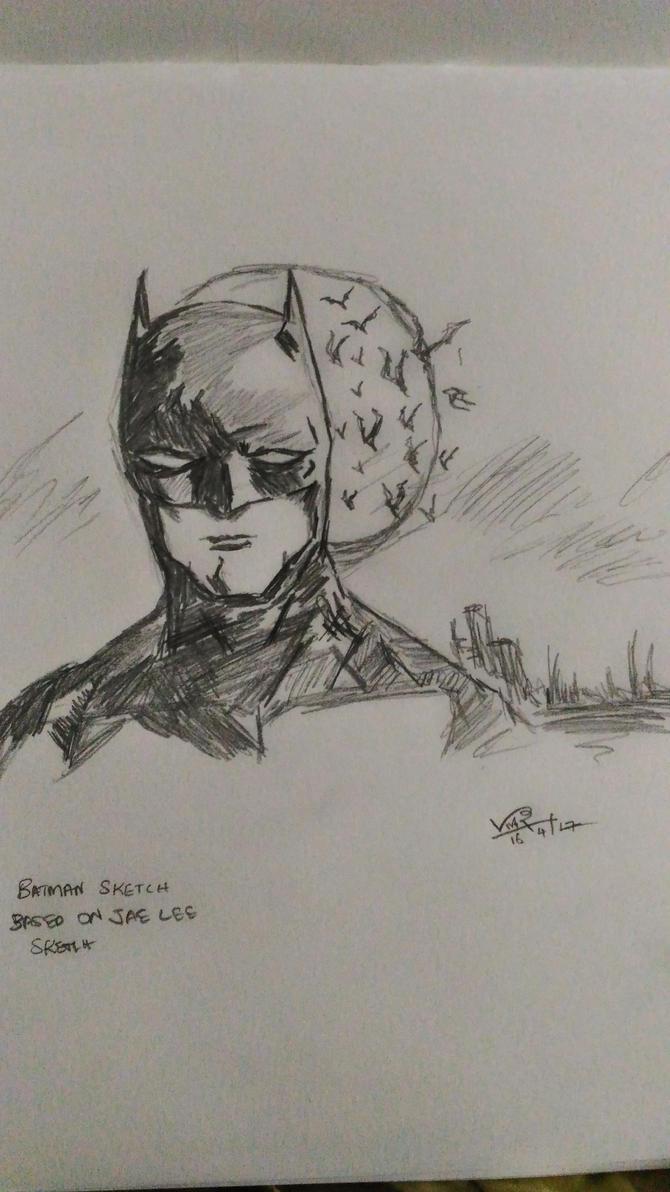 Batman by viv1dgr8