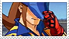 Rival Schools - Roberto Stamp by fusspot