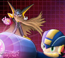 Battle Network On!! by StaticBlu