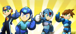 Megaman Aprroved