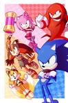 Sonic Boom Crew