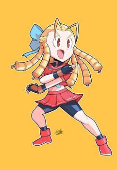 Capcom Minis - Karin Kanzuki