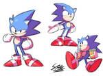 More Sonic Sketchin'
