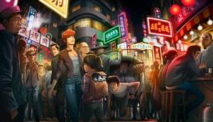 China Street by Guybrush4EVER
