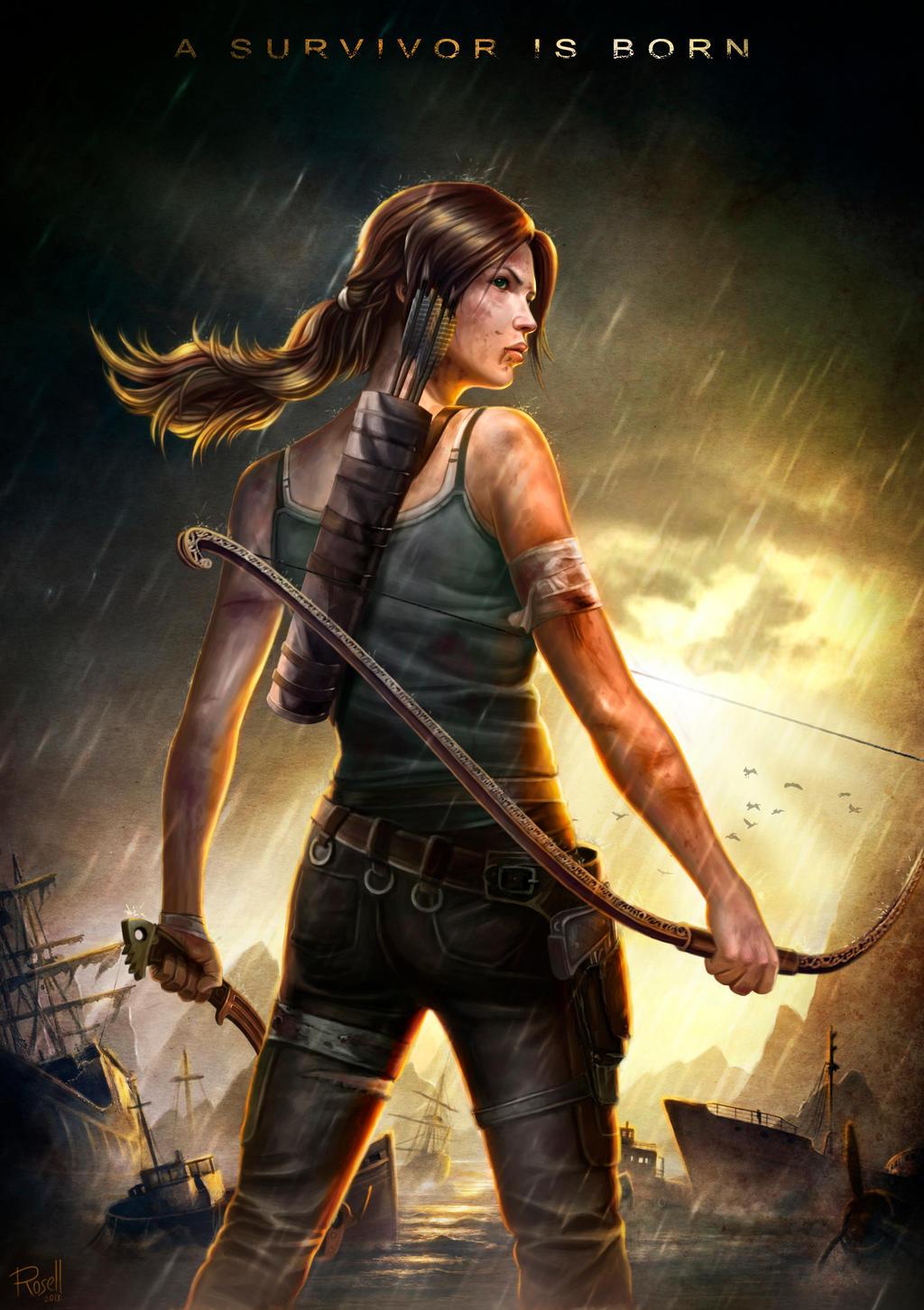 Tomb Raider Reborn Contest by Guybrush4EVER