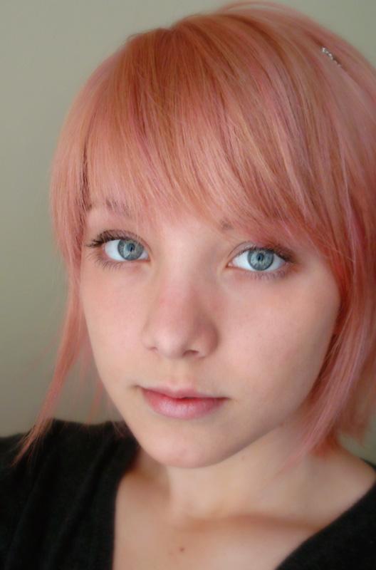 Strawberry Pink Hair Dye Famous Hair Dye 2018