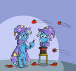Not your typical magic show (Trixie Day)