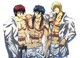 muscle boys by tawashitobitamaru