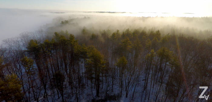 DJI Phantom 2 Early Morning