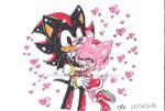 sweet ShadAmy hug