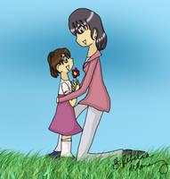 I Heart Mom by Kitsune-Fox17