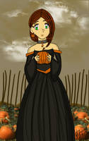 Come to My Pumpkin Patch by Kitsune-Fox17