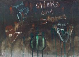 Sticks and Stones by Kitsune-Fox17