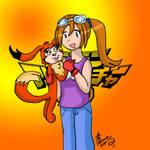 Digimon FDD 10 Year by Kitsune-Fox17