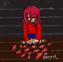 My Broken Heart by Kitsune-Fox17