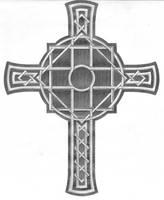 Celtic Cross tattto 2 by willsketch