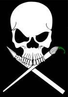 Handy Crafts Jolly Roger by willsketch